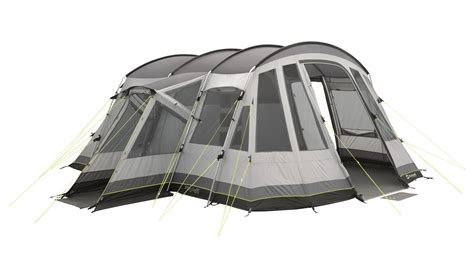Outwell Montana 6p Awning by Outwell Premium Montana 6p Family Tent