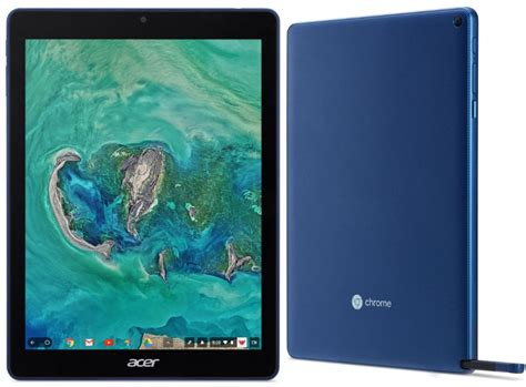 Lcd Tab 10in Imo X9 acer chromebook tab 10 chrome os tablet with 9 7 inch qxga display wacom emr stylus announced
