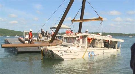 duck boat kansas city duck boat company to pay for funeral expenses hospital