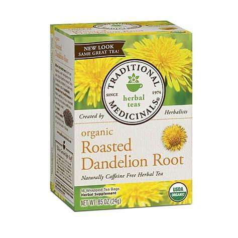 Roasted Dandelion Spice Detox Tea Benefits by Beverages For Fasting
