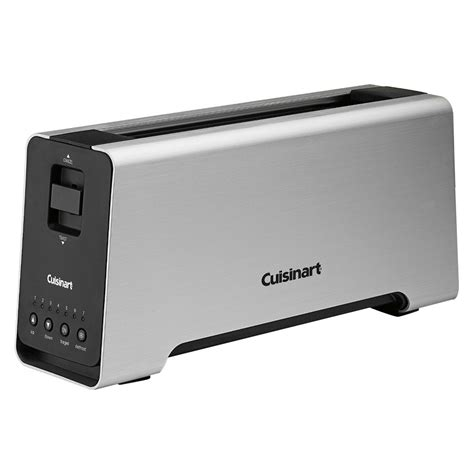 Slim Toaster Cuisinart Motorized Slot Toaster