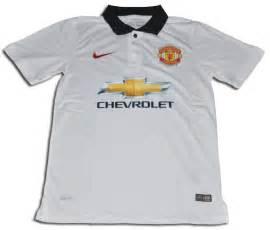 Jersey Manchester United Away 2014 2015 Grade Ori image ori amanah