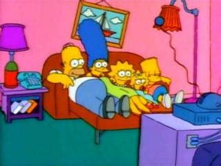 every simpsons couch gag folding bed couch gag simpsons wiki