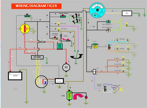 Wiring diagram kelistrikan honda megapro jzgreentown wiring diagram kelistrikan sepeda motor berbagi ilmu cheapraybanclubmaster Images