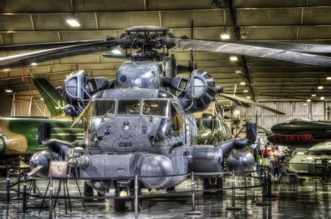 Hp Summer Mh mh 53m pave low iv hill aerospace museum