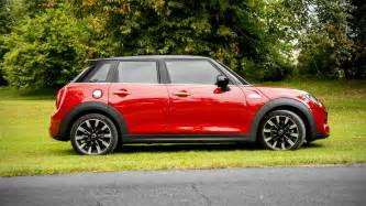 Mini Cooper Four Door Review 2015 Mini Cooper 4 Door Hardtop Drive Autoweek