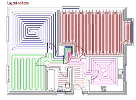 layout for underfloor heating 1000 images about ideas for the house on pinterest