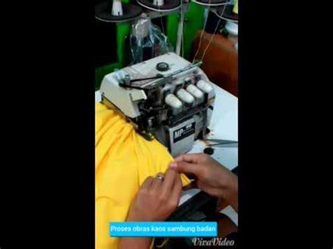 Mesin Obras penggunaan mesin obras benang 4