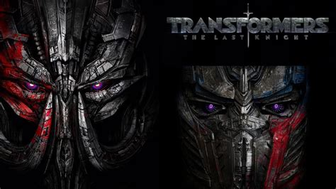 laste ned filmer transformers the last knight why optimus prime and megatron have a red mark on their