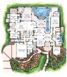 luxury home design plans 1000 ideas about floor plans on house plans