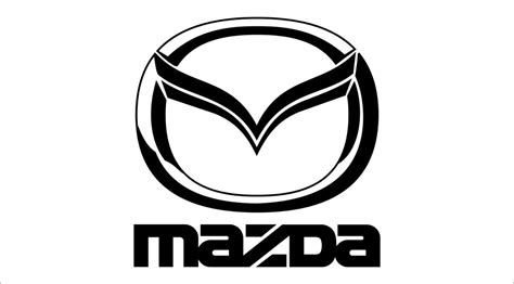 mazda logo le logo mazda les marques de voitures