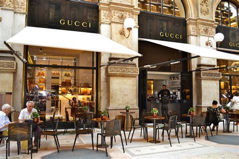 Gucci Café, Milan