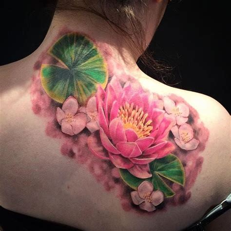 water lily tattoo designs 25 best ideas about water tattoos on