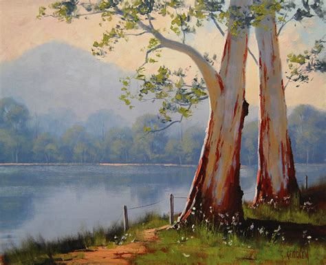 Landscape Artist Of The Year 2015 Fpd Two More Landscape Paintings