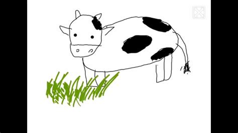 how to a cow drawing of cow for www pixshark images galleries with a bite