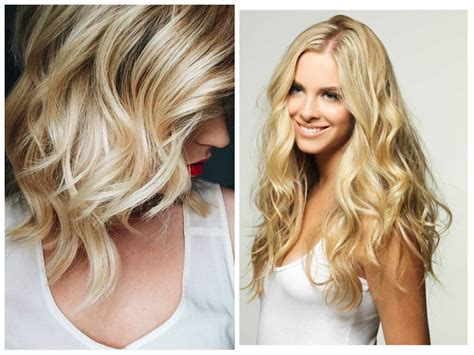 Heavy Blonde Highlights On Medium Brown Hair
