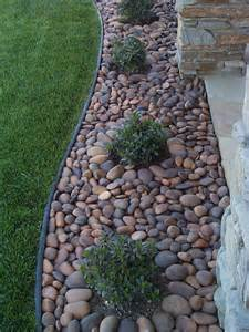 Landscape Rock Bulk Mexican Pebbles For Your Landscape Sold In Bulk And