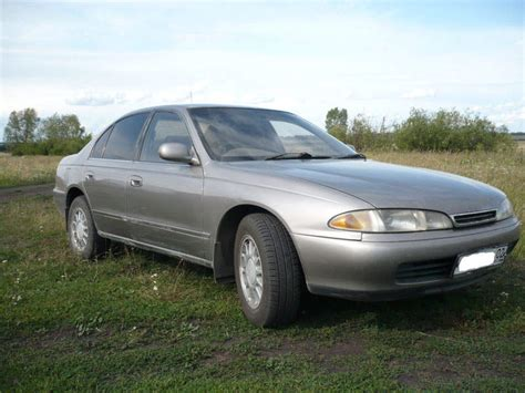 1992 Mitsubishi Eterna Pictures 2000cc Gasoline Ff
