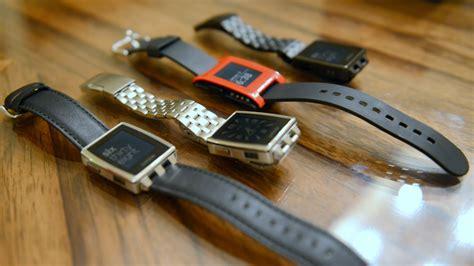 Jam Pintar Pabble From Usa smartwatch pebble turun harga dan dapat fitur baru jagat