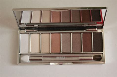 Eyeshadow Clinique clinique neutral territory 2 eyeshadow palette review