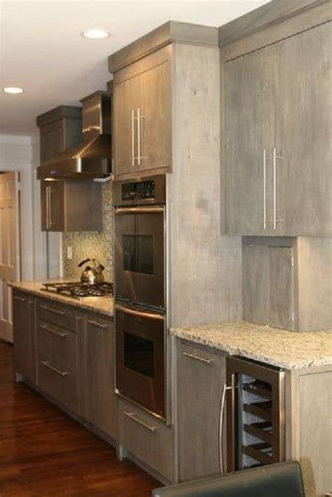 Grey Wash Kitchen Cabinets 15 Gorgeous Grey Wash Kitchen Cabinets Designs Ideas