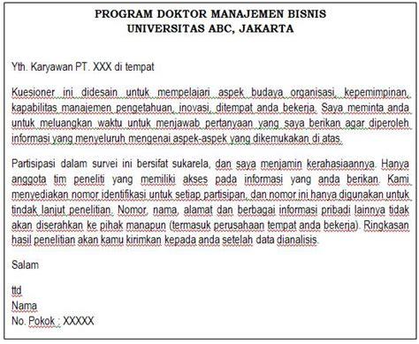 Contoh Surat Intruksi Singkat by Manajemen Penelitian Prinsip Mendesain Kuesioner