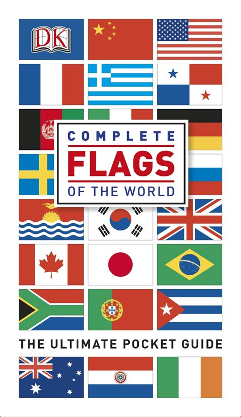Flags Of The World Ultimate | complete flags of the world the ultimate pocket guide