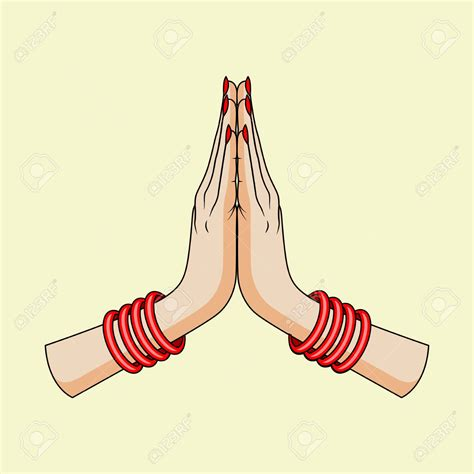 namaste clipart indian clipart namaste pencil and in color indian