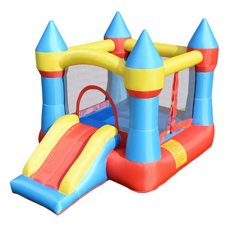 Jumpy Houses by Mighty Bounce House Jumper Castle Moonwalk