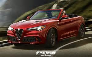 alfa romeo stelvio spider because why not