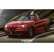 Alfa Romeo Stelvio Spider – Because Why Not  Motorward