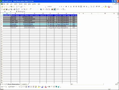 9 Conference Room Schedule Template Sletemplatess Sletemplatess Meeting Room Booking Excel Template