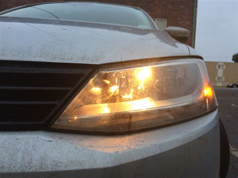 Low Beam Lights Should Be Used In by Volkswagen Jetta Questions Why Are Both Low Beam