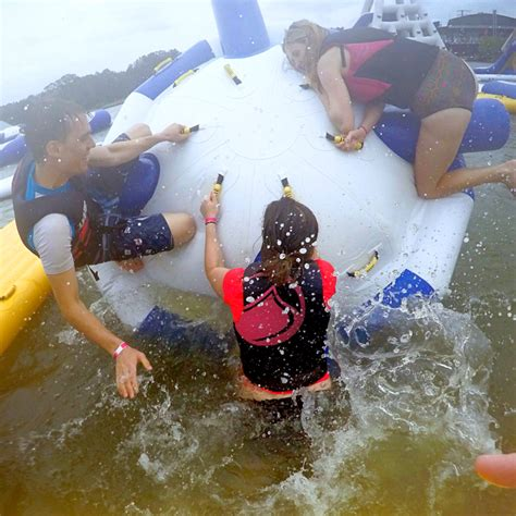 blibli water sports bli bli aqua park brisbane