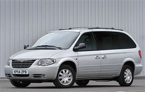 voyager chrysler chrysler grand voyager 2004 car review honest