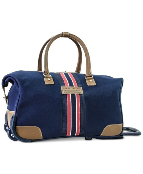 hilfiger freeport rolling city bag only at macy s