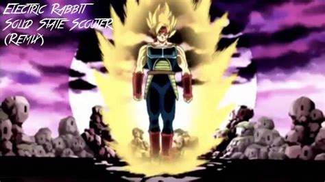 bardock theme remix solid state scouter electric rabbit solid state scouter bardock theme