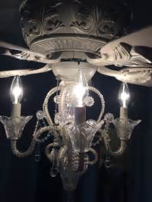 Chandelier Lighting Kit Best 25 Ceiling Fan With Chandelier Ideas On Ceiling Fan Chandelier Chandelier Fan