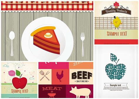 menu layout vector free download food menu designs vector free download