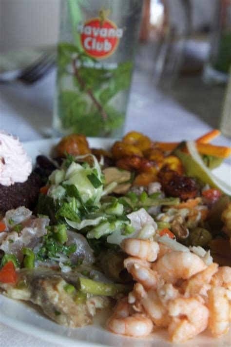 Would You Go On A Culinary Adventure by Real Cuban Mint Mojitos Cuba Culinary Adventure