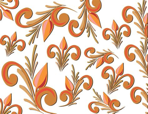 floral pattern cdr floral pattern vector background cdr file download for