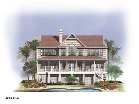 waterfront home plans luxury house floor plans donald a
