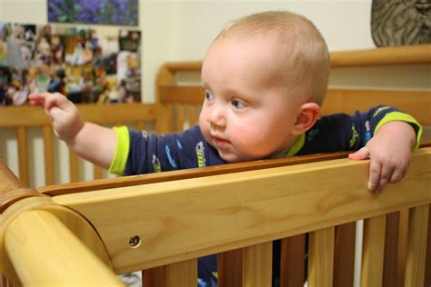 Baby Chewing On Crib Babyproofing Your Home 101 Get Safe And Secure