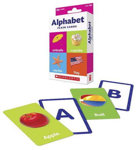 Scholastic Store Gift Card - scholastic alphabet flash cards school specialty marketplace