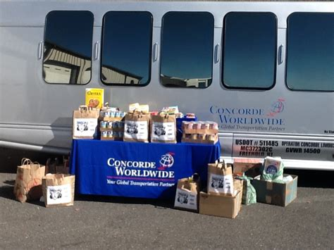 Local Limo Companies by Concorde Worldwide Local Limo Company Joins Foodstock
