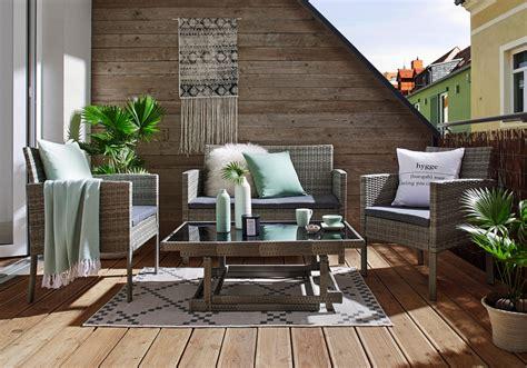 balkonmoebel sets fuer kleine balkone moemax