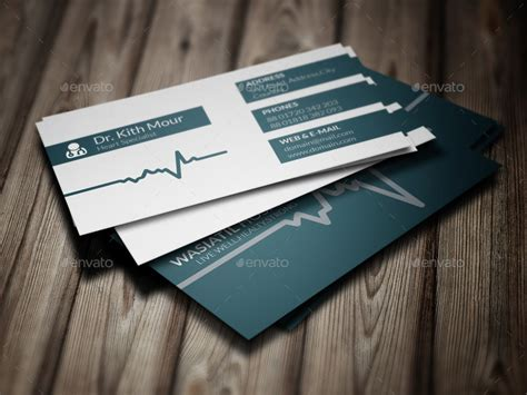 doctor business card  jannatennayem graphicriver