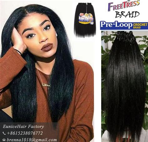 Aliexpress.com : Buy Freetress Synthetic Braid Pre looped