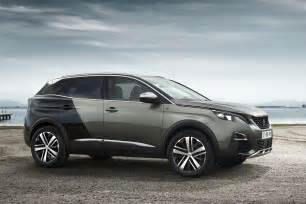 Peugeot 4008 For Sale Uk Racy Look For New Peugeot 3008 Gt Auto Express