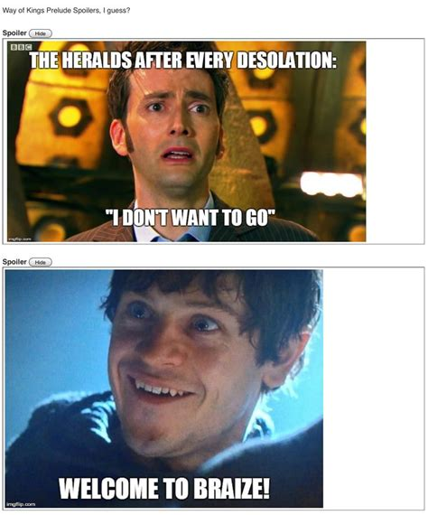 Meme Archive - 17 best images about stormlight archive beautifullness on
